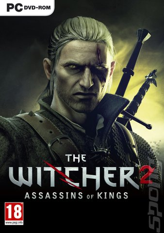 Вышла игра The Witcher 2