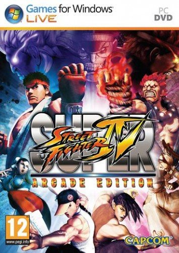 Super Street Fighter 4 Arcade Edition вышла в Steam