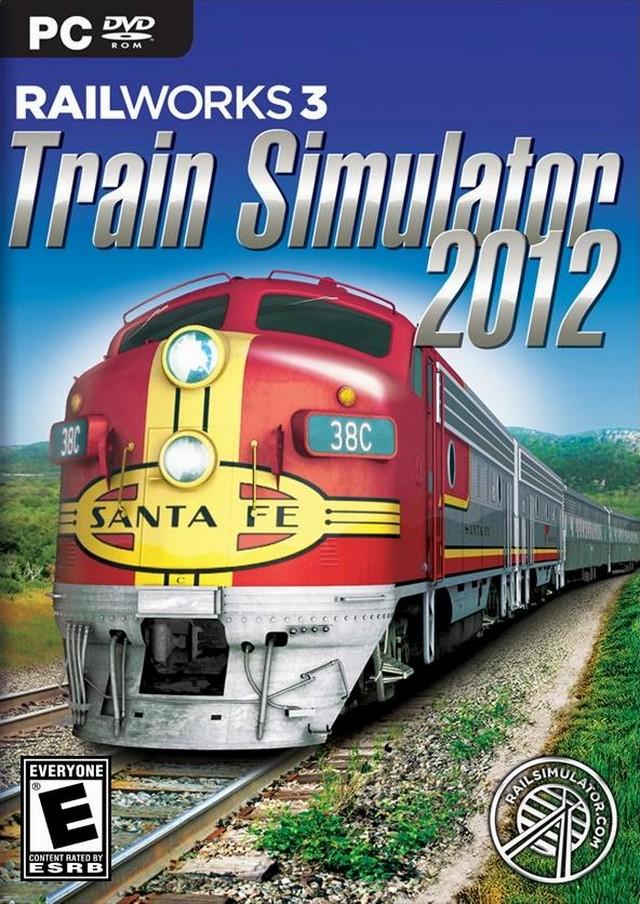 Трайн симулятор 2012