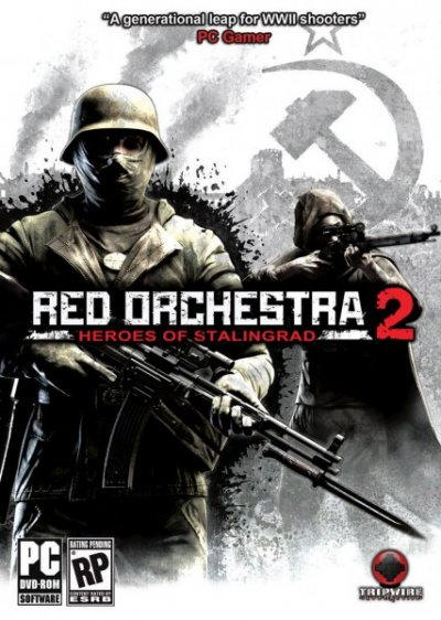 Red Orchestra 2: Heroes of Stalingrad - снова война