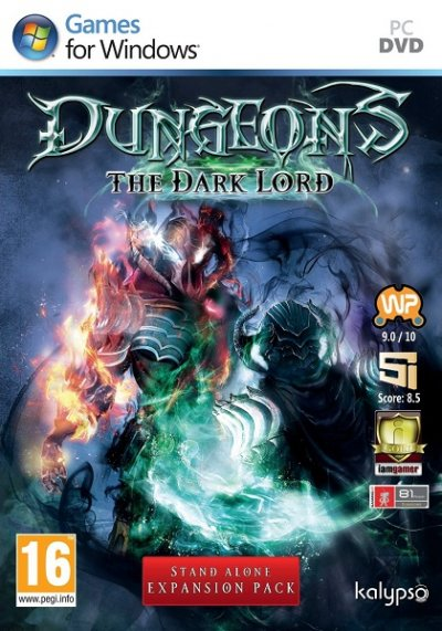Dungeons: The Dark Lord - управляй злом