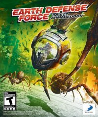 Earth Defense Force: Insect Armageddon - жуткие насекомые