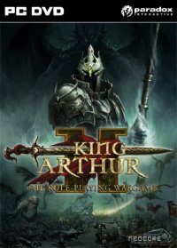 King Arthur II: The Role-Playing Wargame - второй Артур