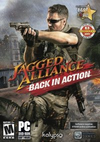 Jagged Alliance - Back in Action - врагу не сдобровать