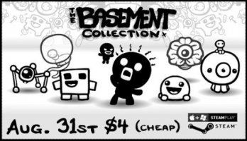 Создатели Super Meat Boy выпустят The Basement Collection