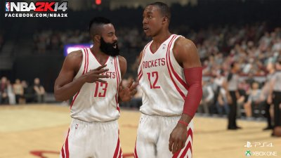 Обзор NBA2K14. Derp Edition